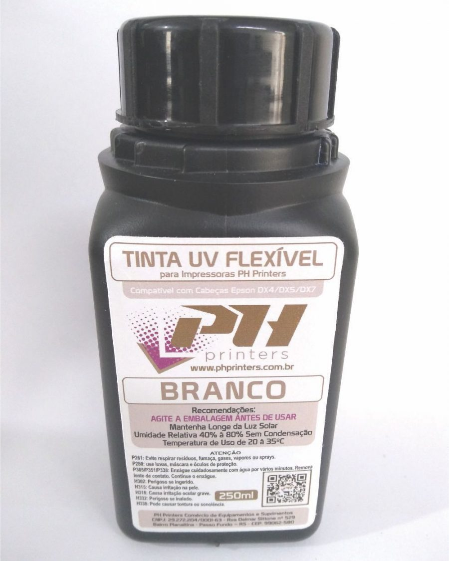 Tinta Uv PH Printers 250ML
