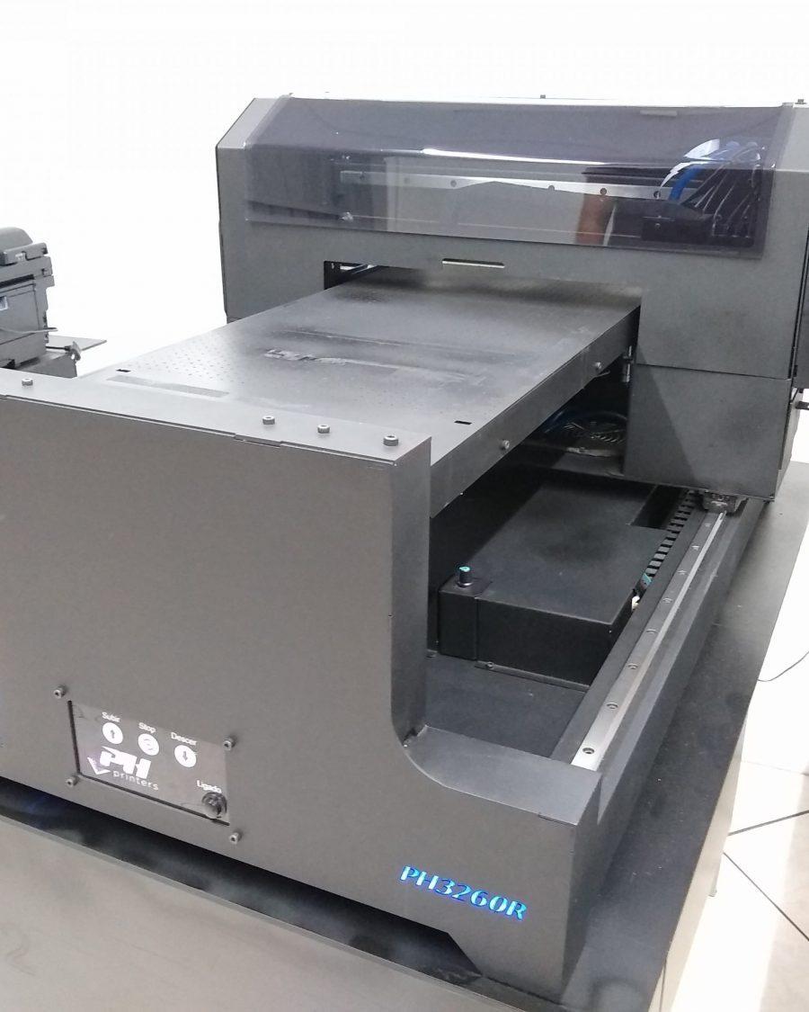 Impressora Profissional UV LED PH3260R