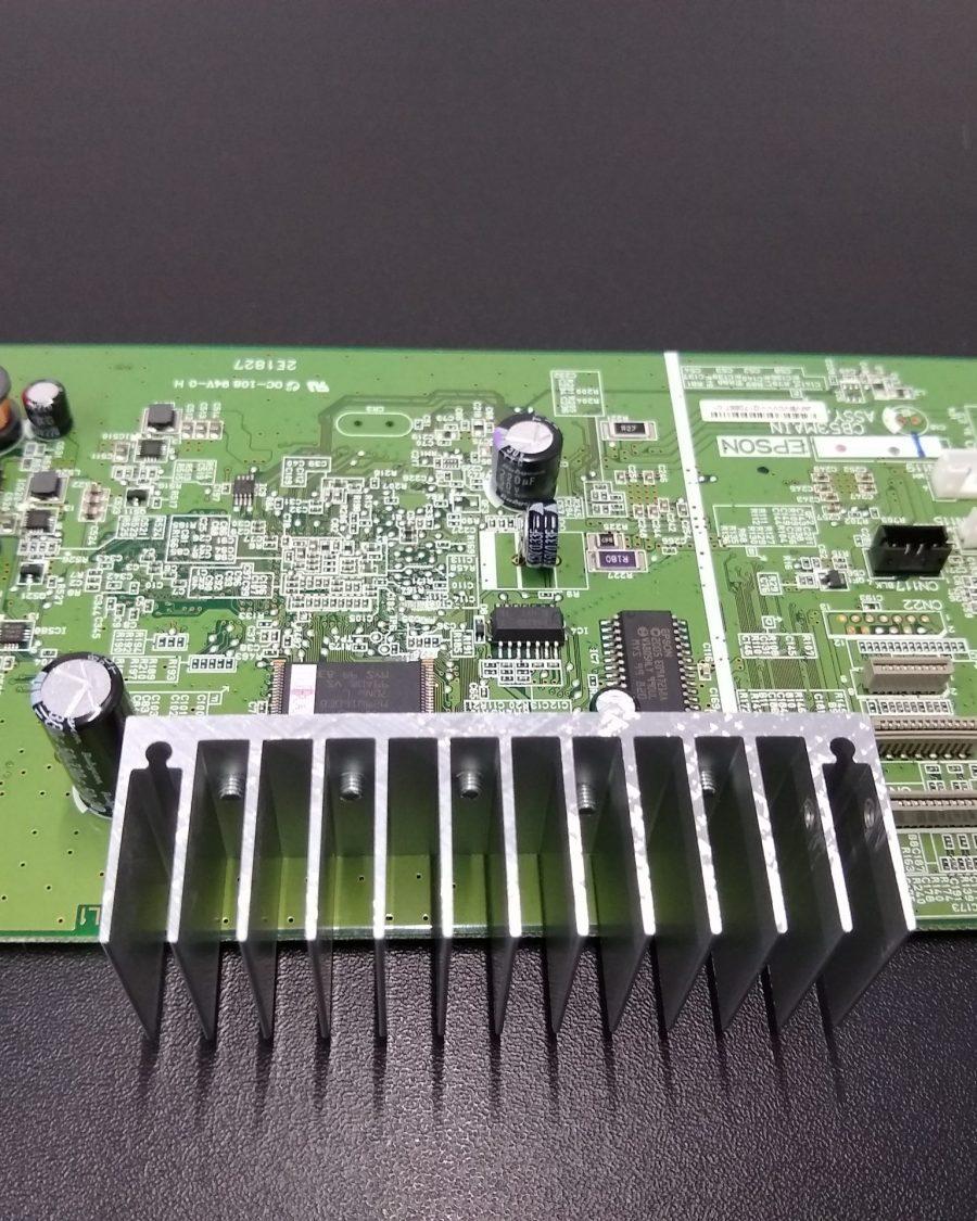 Placa Lógica Controladora Cabeça de Impressão